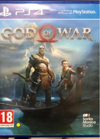 Used GOD OF WAR PS4 GAME CD  in Dubai, UAE