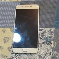 Samsung A8 Used With Box Bill And All Accessories