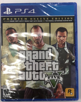 Used Ps4 gta5  in Dubai, UAE