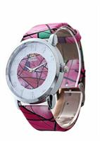 Latice Women Pink Watch