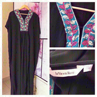 Used La Vie En Rose abaya Original Price 349 in Dubai, UAE