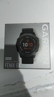 Used Garmin fenix 6x pro solar in Dubai, UAE