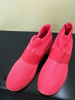 Used NEW FASHION RED SNEAKERS SIZE 41-42 in Dubai, UAE