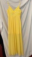 Used Yellow Dress - Size 10 UK in Dubai, UAE