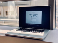 Used Upgraded MacBook Pro, 2008 15inch in Dubai, UAE