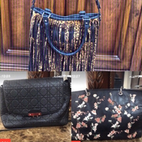Used 3 preloved sling bags in Dubai, UAE