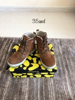 Used Winter boots for a boy size 32 in Dubai, UAE