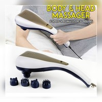 Used New double head body massager machine in Dubai, UAE