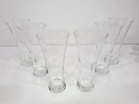 Used Juice Tall Glasses 6 pcs in Dubai, UAE