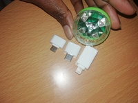 Used Small LED Magic ball in Dubai, UAE