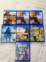 Used 7 games ps4 in Dubai, UAE