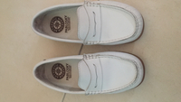 Used Shoes for boys size 32 (used once) in Dubai, UAE
