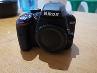 Used Nikon D3300 | cover slightly broken in Dubai, UAE
