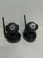 Used 2 pcs IPcam with audio in/out in Dubai, UAE