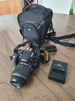 Used Nikon D3200 kit in Dubai, UAE