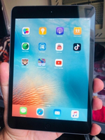 Used IPad Mini 16 GB Silver  in Dubai, UAE