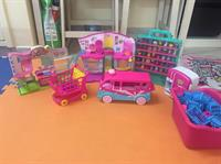 Used Shopkins Collection 50pcs Shopkins in Dubai, UAE