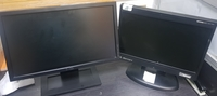 Used LCD monitor 2 pcs in Dubai, UAE