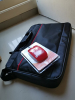 Used Laptop bag+wireless mouse never used in Dubai, UAE