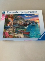 Used 1000 piece jigsaw puzzle  in Dubai, UAE