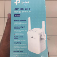 TP link range extender with warranty