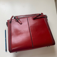 Wine red handbag NEW