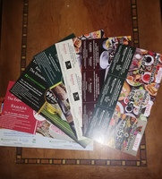Used . Bundle coupon.. Offers in Dubai, UAE
