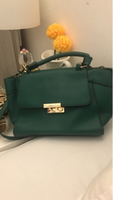 Used Green bag/sling hand bag in Dubai, UAE