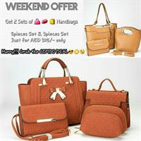 WEEKEND OFFER!!! HANDBAG COMBO DEAL
