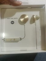 Used Iam Bluetooth headphones gold in Dubai, UAE