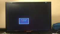 Used Samsung Monitor used, Very good Conditio in Dubai, UAE