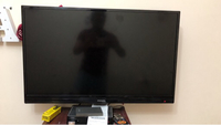 Used Philips 32 inch tv with remote control in Dubai, UAE