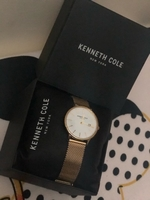 Used Kenneth Cole Mesh Strap Watch  in Dubai, UAE