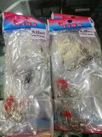 Used Fishing hook set(3 hooks) in Dubai, UAE
