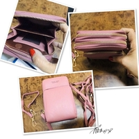 Used Messenger Bag Pink ❤️ in Dubai, UAE