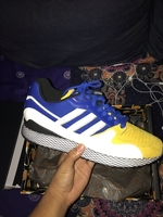 Used DRAGON BALL Z X ADIDAS ULTRA TECH VEGETA in Dubai, UAE