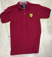 Used Ferrari polo shirts for unisex in Dubai, UAE