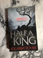 Used Half a king by joe abercrombie  in Dubai, UAE