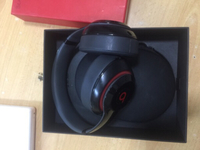Used Beats studio 2 wired original 💯 black  in Dubai, UAE