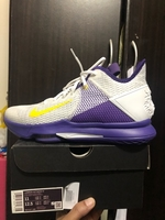 "Used Nike Lebron Witness 4 ""Used Once"" in Dubai, UAE"