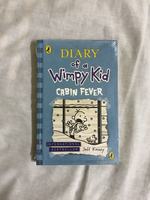Used Diary of wimpy kid. Cabin fever in Dubai, UAE