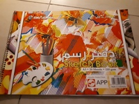 Used Drawing note A3 size large in Dubai, UAE