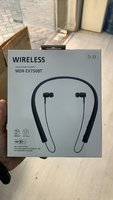 Used Wireless headet with U neck in Dubai, UAE