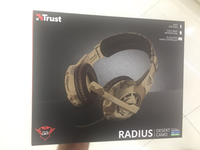 Used Trust faming headset Radius in Dubai, UAE