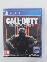 Used Ps4 cal of duty black ops lll in Dubai, UAE