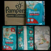 Pamper pants size 4 (30 pieces)