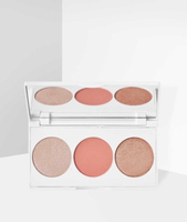 Used New ofra blush and highlight palette in Dubai, UAE