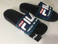 Used Fila slippers size 41 in Dubai, UAE