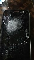Used Motorola moto G5s plus. Screen shattered in Dubai, UAE