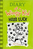 Used Dairy Of A Wimpy Kid Hard Luck in Dubai, UAE